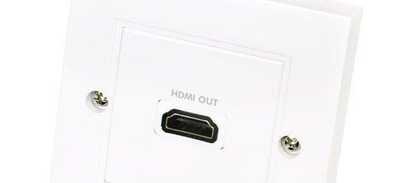 HDMI fali aljzat