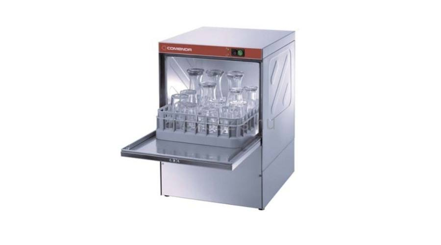 pohármosogató gép