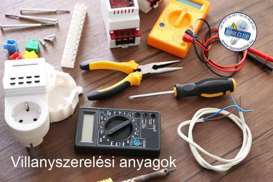 villamossági webáruház
