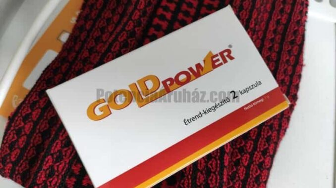 Gold Power vélemények