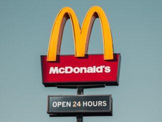 McDonald's oszlop